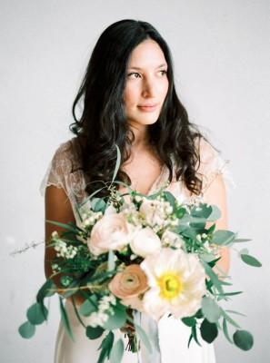 vintage, veldboeket MK Floral design